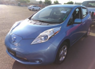 2013 Nissan Leaf SV Upgraded to 250 miles per Charge: Range Anxiety? Try Range Serenity