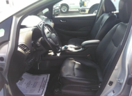 2013 Nissan Leaf SL with Upgraded Battery: Quick silver meet Extended silver